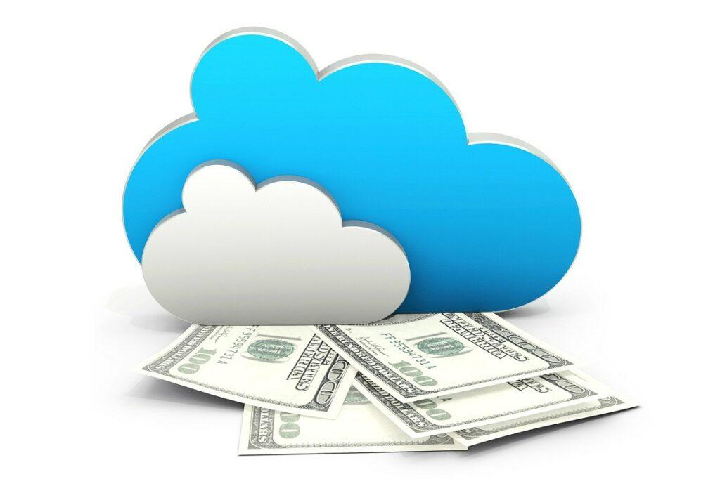 cloud-based server: saves money