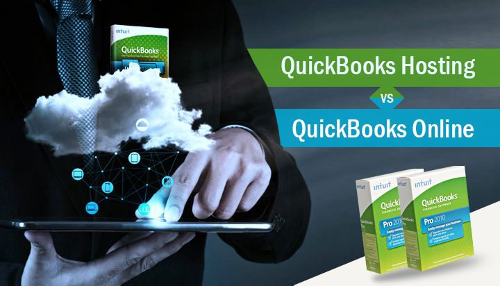 Differences Between QuickBooks Online and QuickBooks Hosting
