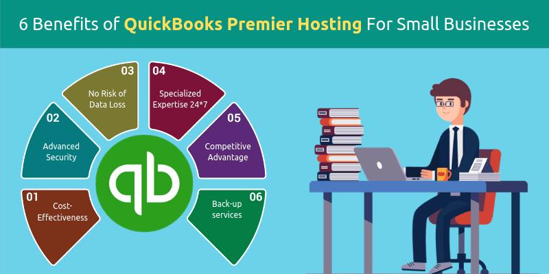 QuickBooks Premier Hosting: Benefits