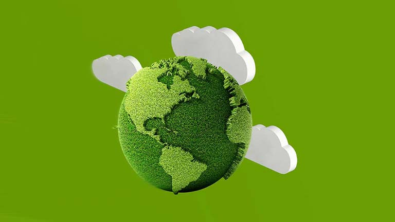 eco friendly benefits of the cloud
