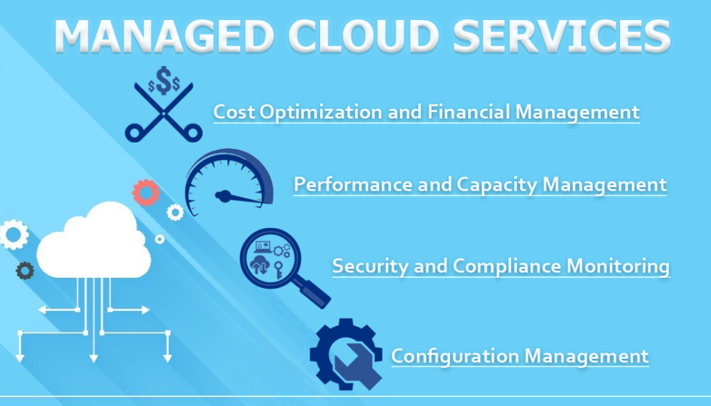 Managed Cloud Hosting - The Need of The Modern Businesses