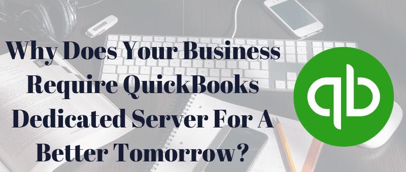 QuickBooks Dedicated Server