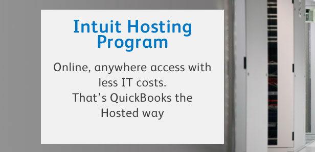 Intuit Hosting Program