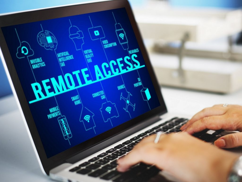 cloud based remote access