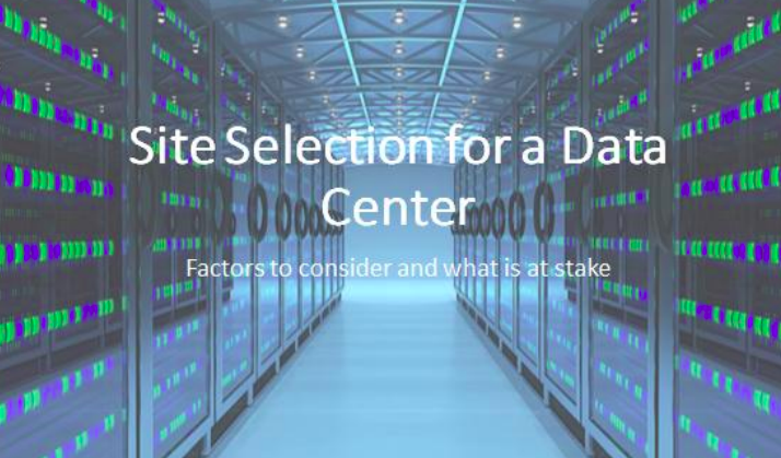 Data Center Provider Location Selection: Things To Consider