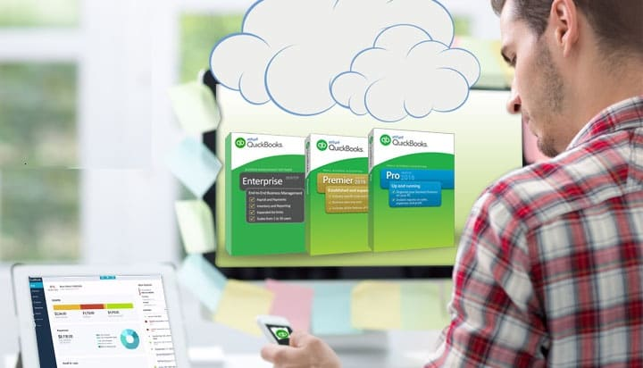 What is Quickbooks Remote Hosting?