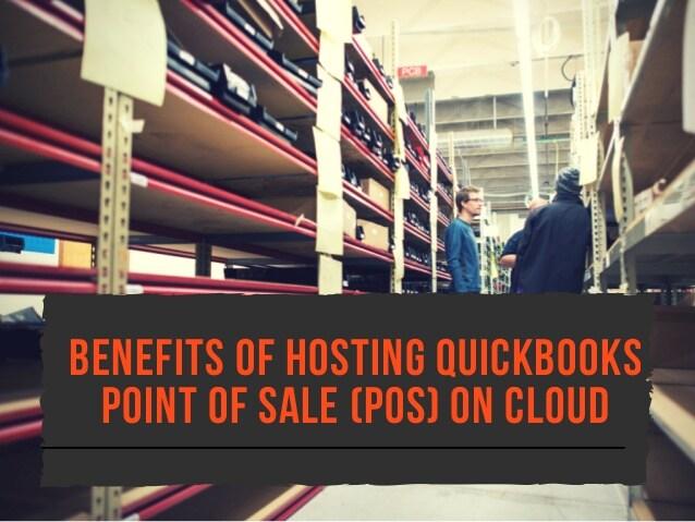 QuickBooks POS Hosting