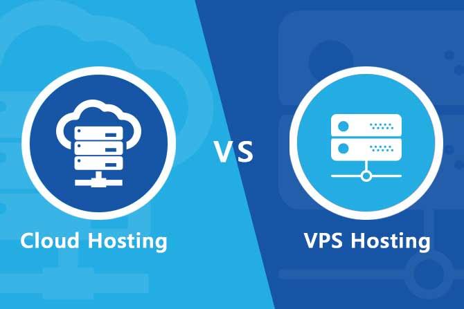 Cloud Hosting Vs VPS