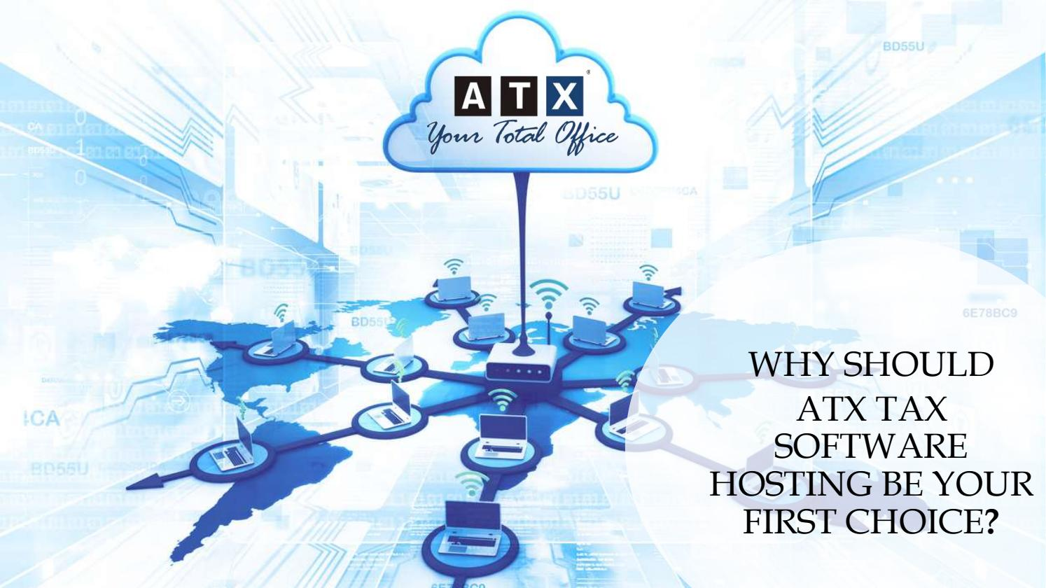 ATX TAX Software Hosting