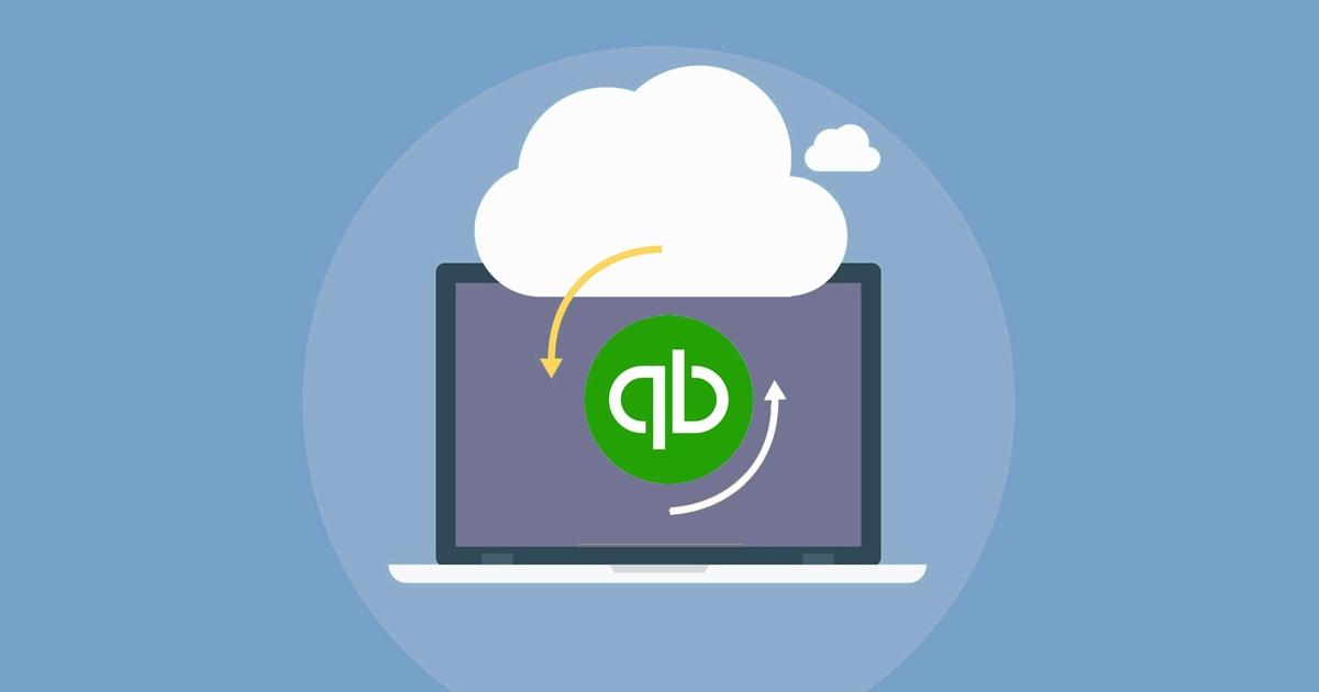 QuickBooks cloud backup
