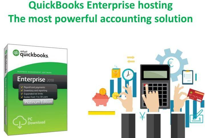Reasons for Choosing Quickbooks Enterprise Hosting