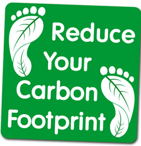 Carbon Footprint is Reduced