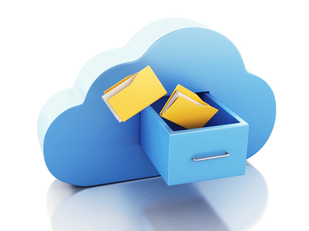cloud file storage for business