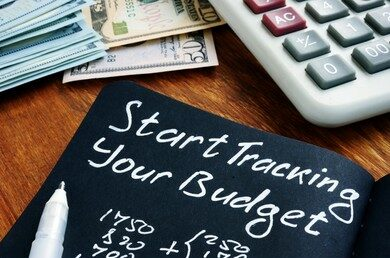 Track Your Budget