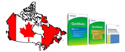 QuickBooks Canada Cloud Hosting