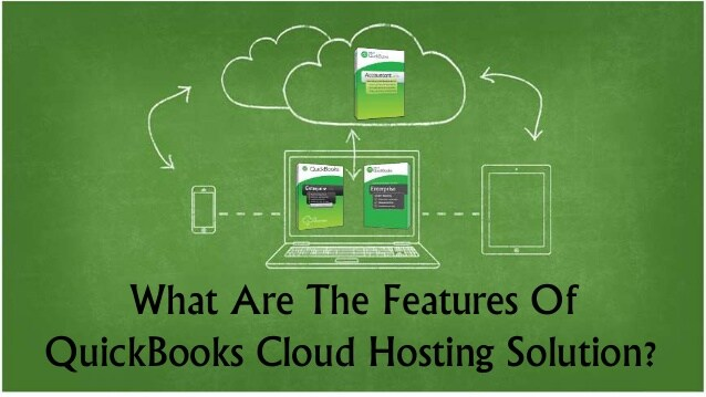 QuickBooks desktop hosting