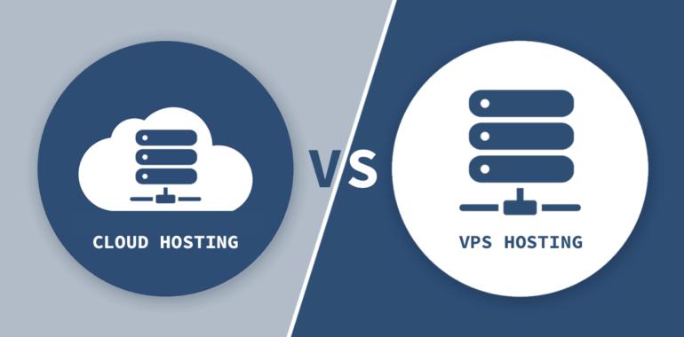 featured: Cloud hosting vs VPS